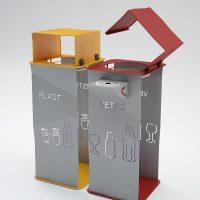 cestino-portarifiuti-differenziata-arredo-urbano-Picasso