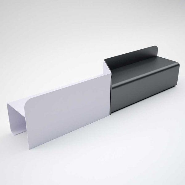 panchina-in-acciaio-modello-yinyang