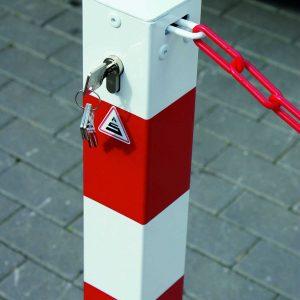 dissuasore-quadrato-acciaio-zincato-verniciato-bianco-rosso-bros-cat