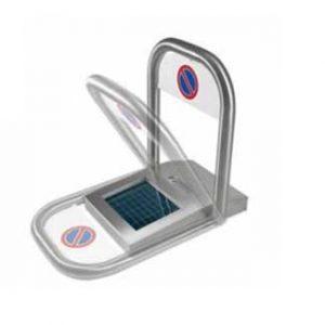 dissuasore-automatico-celle-solari-batteria-inox-domoparke