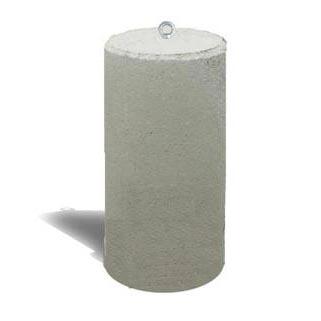 dissuasore-in-CLS-calcestruzzo-cilindro