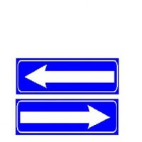Segnaletica-verticale-targhe-senso-unico
