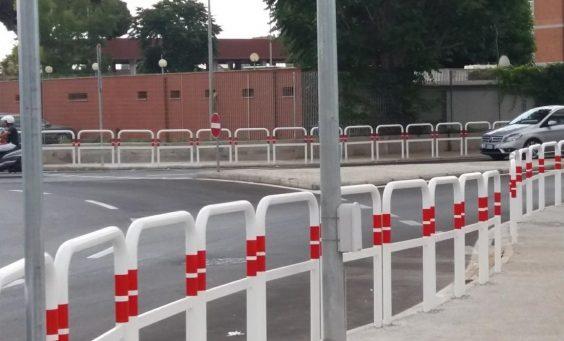 transenne stradali