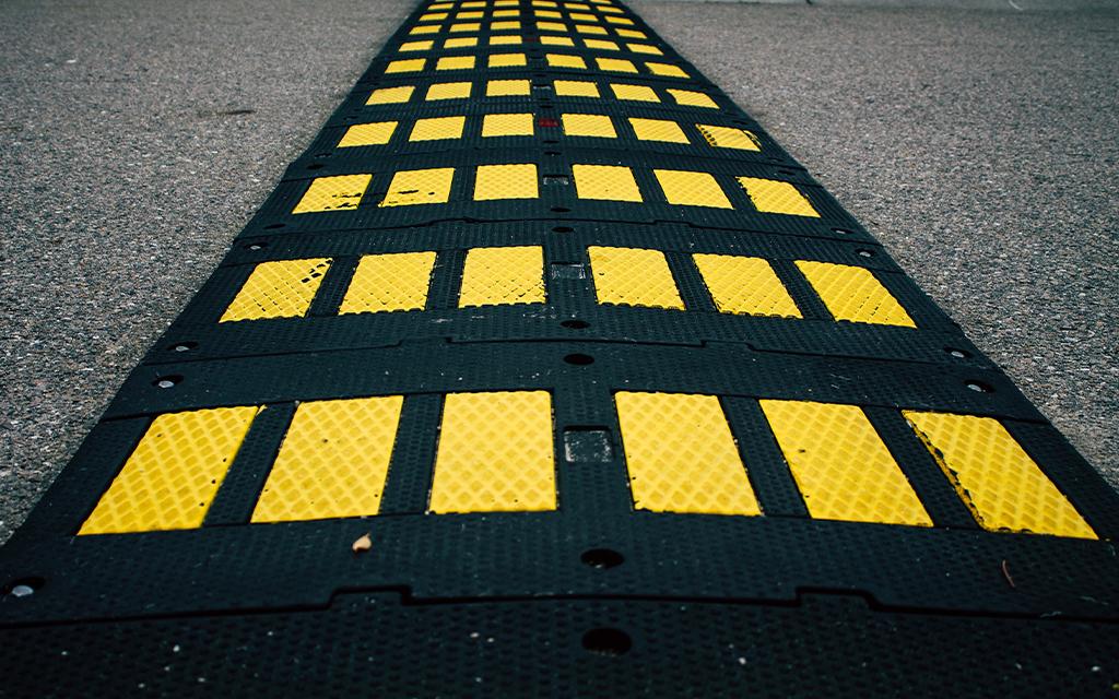 dossi stradali artificiali
