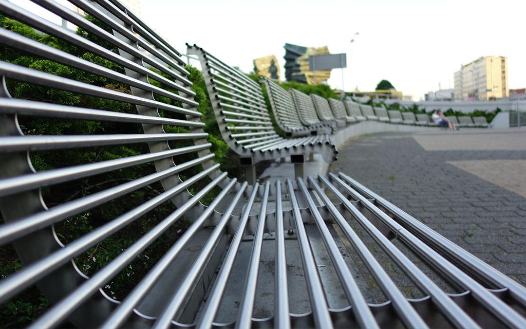 arredo urbano per spazi pubblici