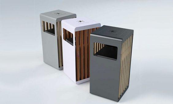 Urban 360 Gradi contenitori per rifiuti